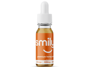 Broad Spectrum CBD Tincture by Smilyn Review